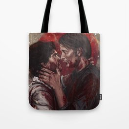 Love Crime Tote Bag