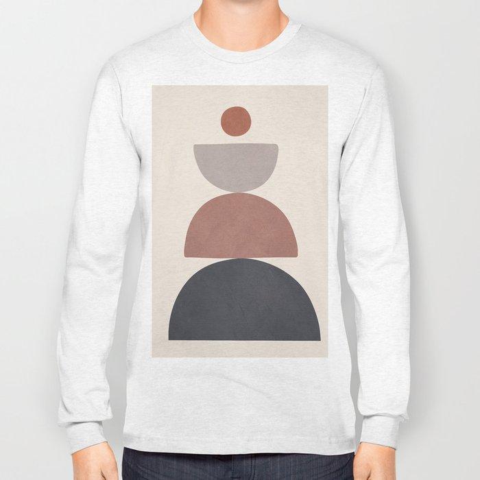 Balancing Elements III Long Sleeve T-shirt