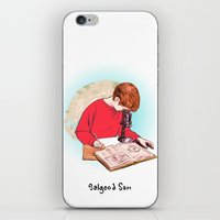 science iPhone & iPod Skins featuring Science! by Salgood Sam