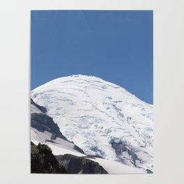 Little Tahoma Mount Rainier Poster