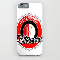 Feyenoord chain Rotterdam crest iPhone 6s Slim Case