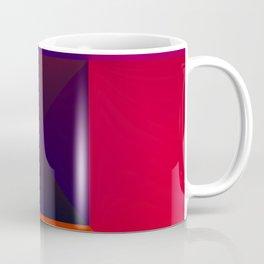 Modern Geometry No 31 Coffee Mug