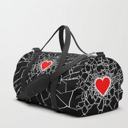 Heartbreaker III Black Duffle Bag