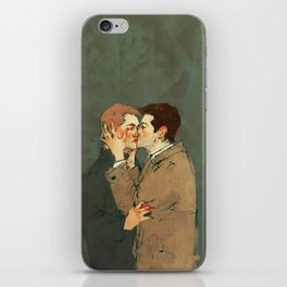 By Grace, We are Saved iPhone Skin