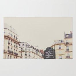 Place Sartre Beauvoir Rug