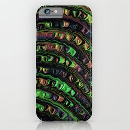 Weird Fractal iPhone Case