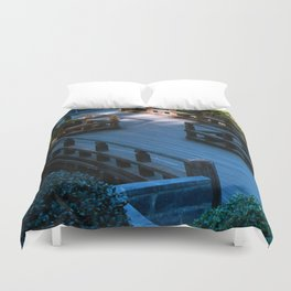 Spirit Bridge Duvet Cover