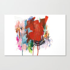 Shireen Canvas Print