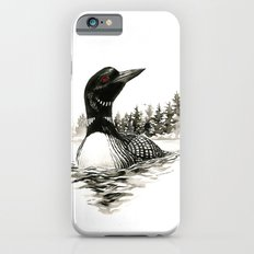 North Shore Loon Slim Case iPhone 6s