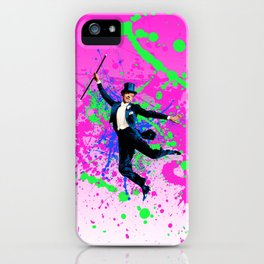 Astaire Fred, still dancing. iPhone Case