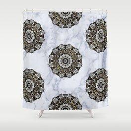 El Dorado III Shower Curtain