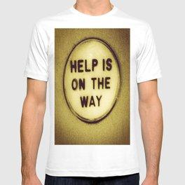 Help (be patient) T-shirt