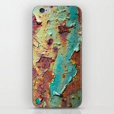 'Rust' iPhone Skin