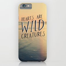 Wild Creatures Slim Case iPhone 6s