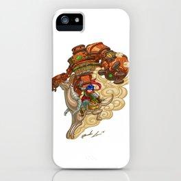 Little Quester Golem Awaken iPhone Case