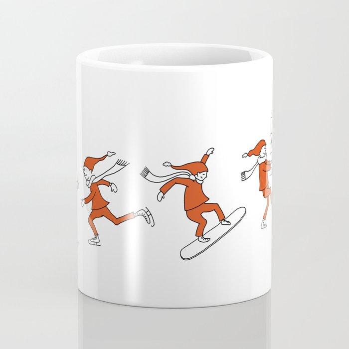 Christmas Elves Coffee Mug