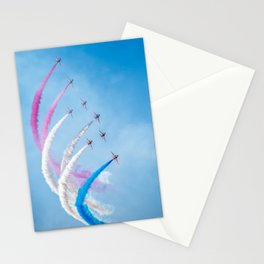 The Red Arrows Stationery Cards