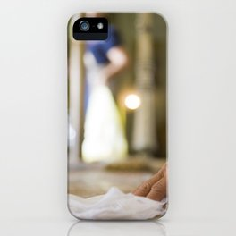 Stone of the Anointing iPhone Case