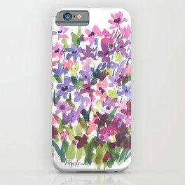 Multi Pretties iPhone Case