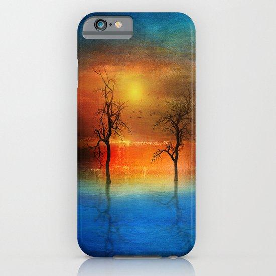 waterfall of light iPhone & iPod Case