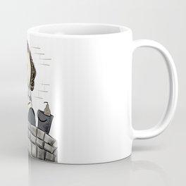 Buffalo Bill & Precious- Silence of the Lambs Design Coffee Mug