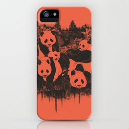 Fading Sloth iPhone Case