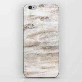 Soft Driftwood iPhone Skin