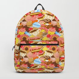 Wall of Cakes Backpack