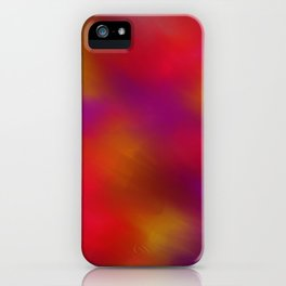 Abstract 39897 iPhone Case