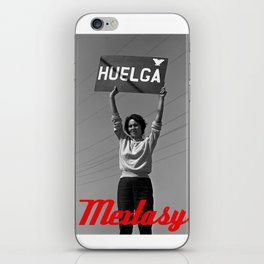 Chicana Activist Hall of Fame iPhone Skin