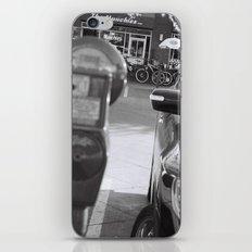 Parking Meter iPhone & iPod Skin