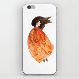Favourite Coat iPhone Skin