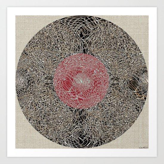 - En Ligne de Mire (Japanese Baby) - Art Print