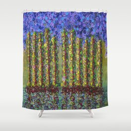 :: Bon Bayou :: Shower Curtain