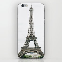 Eiffel Tower - Paris iPhone Skin