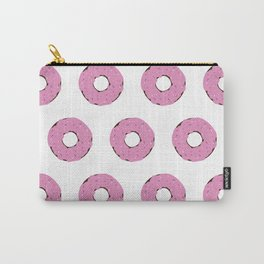 strawberry frosted donuts Carry-All Pouch