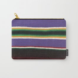 MEXICAN SERAPE Carry-All Pouch
