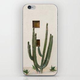 Cabo Cactus IX iPhone Skin