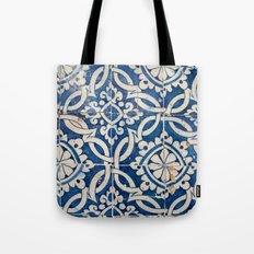Vintage portuguese azulejo Tote Bag