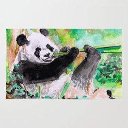 Panda lovin' Rug