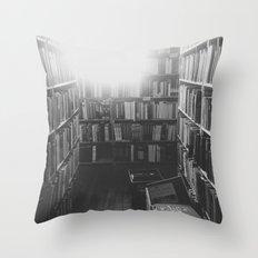 John K. King - Detroit, MI Throw Pillow