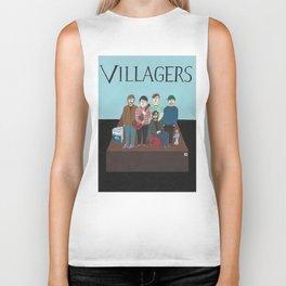 Villagers Biker Tank