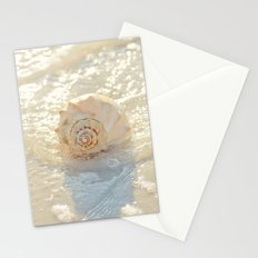 Whelk in the Sea Stationery Cards