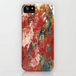 Desert Rust iPhone Case