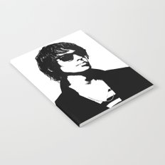 Julian Casablancas The Strokes Black And White Notebook