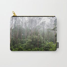 Forest and Fog Carry-All Pouch