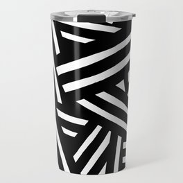 Monochrome 01 Travel Mug