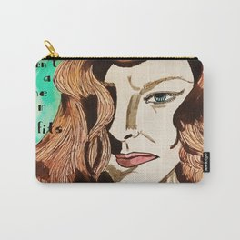 Katharine the Misfit  Carry-All Pouch