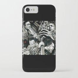 Jazz Greats iPhone Case