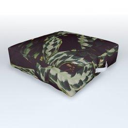 Calathea Outdoor Floor Cushion